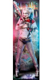 Legion Samob�jc�w Harley Quinn - plakat