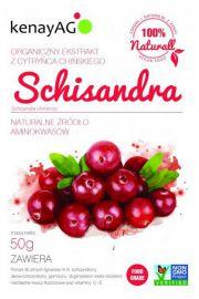 SCHISANDRA (cytryniec chiński) 5:1 - organiczny ekstrakt - 50g