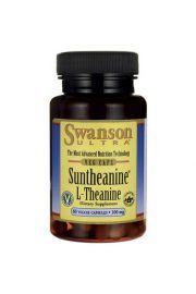 Swanson Suntheanine L-Teanina 60 kaps.