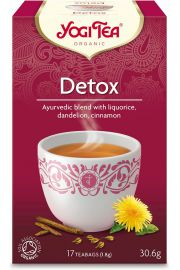 Herbata YOGI TEA Oczyszczaj�ca DETOX - ekspresowa