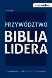 Biblia lidera Przywództwo