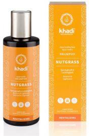 Szampon do włosów przetłuszczających się Khadi - Nutgrass