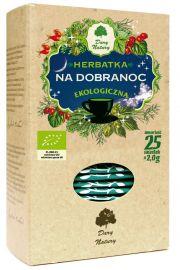 Herbatka Na Dobranoc Bio (20 X 2 G) - Dary Natury