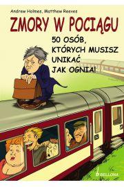 Zmory w pociągu - Holmes Andrew