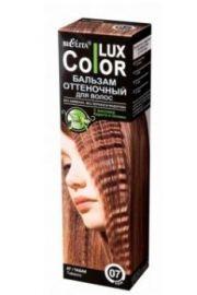 Odżywka koloryzująca do włosów ton07 kol. B&V Belita & Vitex