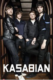 Kasabian Archway - plakat