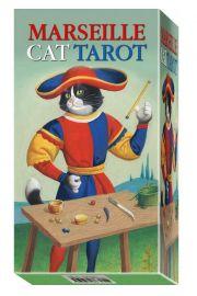 Marsylski Tarot Kotów - Marseille Cat Tarot