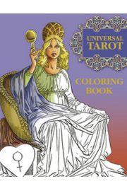 Tarot Uniwersalny, książka do kolorowania