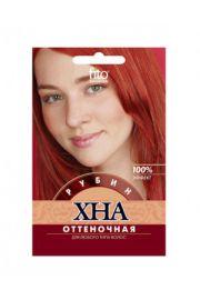 Henna koloryzująca do włosów – rubin FIT Fitocosmetic
