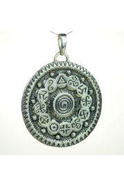 Tarcza s�o�ca 45 mm, srebro