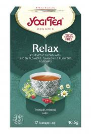Herbata YOGI TEA Relaksuj�ca RELAX (dawniej Uspokajaj�ca) - ekspresowa