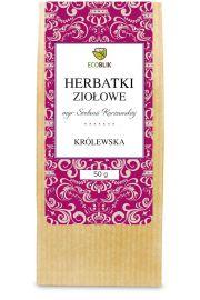 Zio�owa herbata kr�lewska Stefanii Kor�awskiej