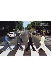 The Beatles Abbey Road - plakat