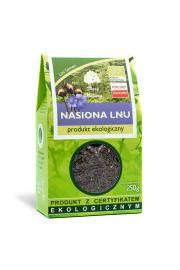 Nasiona Lnu (Siemię Lniane) Bio 250 G - Dary Natury