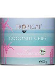 Bio chipsy kokosowe 100g