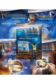 Zestaw Transerfing rzeczywisto�ci Tom I-VIII
