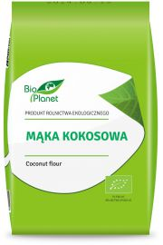 Mąka Kokosowa Bio 800 G - Bio Planet
