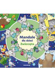 Mandale dla dzieci Zwierzęta