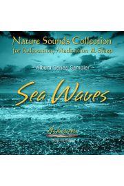 (e) Sea Waves (Album Series Sampler) - Ashaneen
