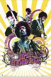 Jimi Hendrix Kompilacja - plakat