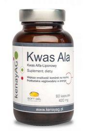 Kwas alfa-liponowy ALA (60 kapsu�ek) - suplement diety