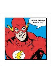 Flash Fastest Man Alive - reprodukcja