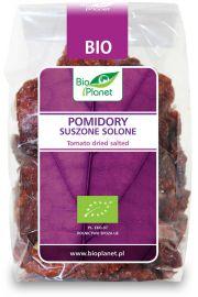 Pomidory Suszone Solone Bio 150 G - Bio Planet