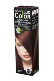 Odżywka koloryzująca do włosów ton 11 kol. kasztan. B&V Belita & Vitex