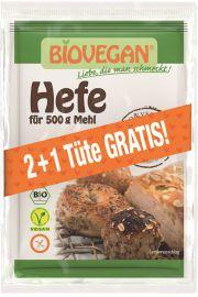 Dro�d�e Suszone Bezglutenowe Bio 2 X 9 G + 1 Gratis - Bio Vegan