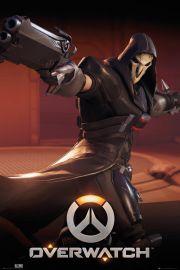 Overwatch Reaper - plakat