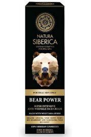 Intensywny krem przeciwzmarszczkowy do twarzy dla mężczyzn – Natura Siberica