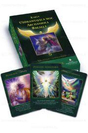 Karty uzdrawiająca moc arch. Rafaela (książka)