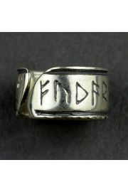 Pierścień z runami Wikingów nr. 12-13