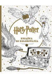 Harry Potter. Książka do kolorowania