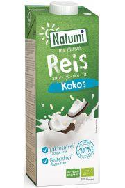 Nap�j ry�owo-kokosowy bezglutenowy Bio 1 L - Natumi