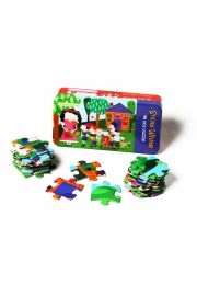The Purple Cow, Puzzle 48el. Kr�lewna �nie�ka