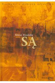 Są Rozmowy o dobrych uczuciach - Torańska Teresa