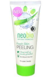Peeling Do Twarzy Z Wyciągiem Z Mięty I Aloesu Eko 100 Ml - Neobio