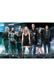 The Big Bang Theory - UFO - plakat