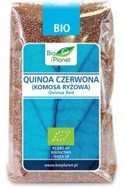 Quinoa Czerwona (Komosa Ryżowa) Bio 500 G - Bio Planet