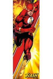 DC Comics Liga Sprawiedliwych Flash - plakat