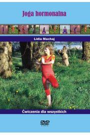 Joga hormonalna DVD - Lidia Machaj
