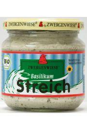 Pasta Słonecznikowa Z Bazylią Bezglutenowa Bio 180 G - Zwergenwiese