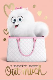 Sekretne życie zwierzaków domowych - plakat