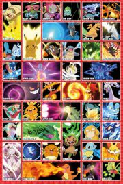 Pokemon Go Atak - plakat