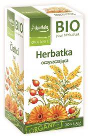 Herbatka Oczyszczająca Bio 20 X 1,5 G - Apotheke