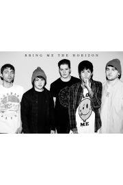 Bring Me The Horizon - Zespół - plakat