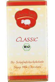 Czekolada Z Mlekiem Owczym Bio 90 G - Choco Lina