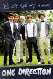 One Direction Autografy - plakat