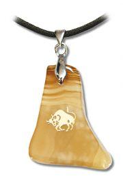Amulet zodiakalny Byk